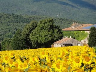 Gite a la campagne au coeur du Luberon