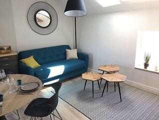 Appartement n°4 supérieur DESIGN neuf centre GOLFECH 82400