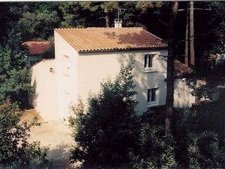 Maisons a Oleron avec piscine, 500 metres de la plage