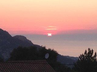 Villa Praoli Balagne entre mer et montagne