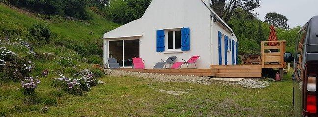 maison-3ch-2sdb-8couchages à sauzon, holiday rental in Sauzon