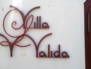 VILLA L WALIDA .Une villa à votre disposition piscine privée et chauffée