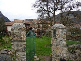 Gîte Les Cabannes (Ariège), 3 pièces, 7 personnes