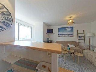 Appartement Guidel, 1 pièce, 4 personnes