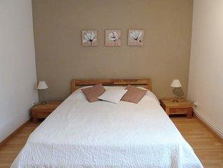 Gîte 3*** 4/6 personnes - 2 chambres - Centre historique de Ribeauvillé,