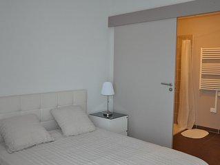 Appartement 2 chambres - 60m² à 20 min des plages