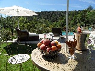 Villa avec piscine privée 8 kms d'Aix en Provence