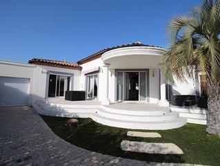 Villa contemporaine de standing