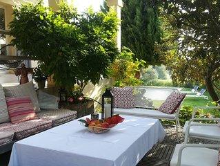La villa douce, Pernes-les-Fontaines