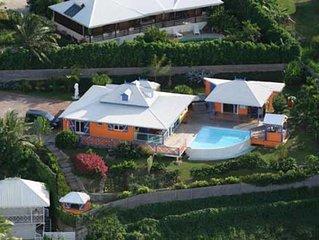 Villa Ti-Jimo à Sainte-Rose