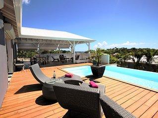 Villa tout confort avec piscine (GPSF111)