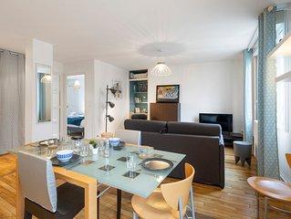 Moka, bel appartement dans le centre
