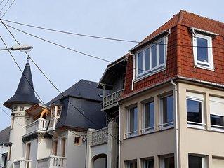 Duplex 3 chambres situé en plein coeur du Touquet