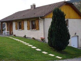 Maison de montagne 2-6 pers., confortable, 4*, hydromassage, hammam