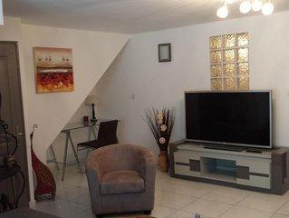 Appartement standing RDC Villa