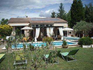 Maison de 120m² sur terrain de 1000m² à 1 km de Pierrevert et 3 km de Manosque