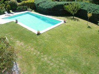 Grande villa avec piscine, Aix en Provence à 5min