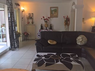 PROMOTION magnifique appartement plus de 300 m² avec jardin privé