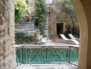 Grande maison familiale de charme avec piscine
