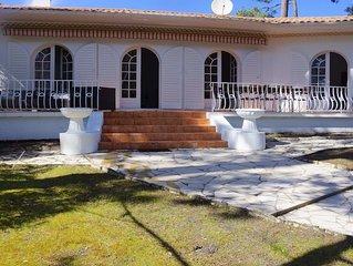 Grande villa familiale au Pyla - Moulleau