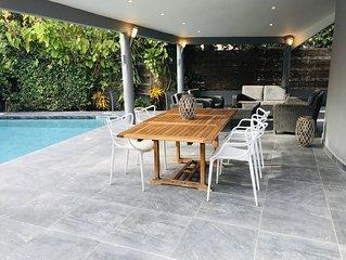 Villa Dans la Plus Belle Résidence de Saly Piscine Privée à 50 Mètres des Plages