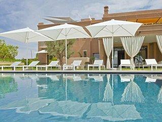 Le Luxe splendide villa Amzmiz