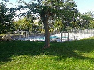 Villa avec piscine - 10 personnes - Aléria - Haute corse