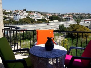 Superbe apt avec terrasse and balcon