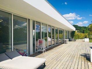 Luxueuse et recente maison contemporaine Pyrenees – BIARRITZ