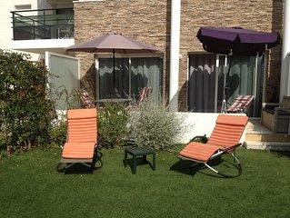 TERRA COTTA, spacieux appartement T2 - Terrasse jardin Parking - Accès PMR