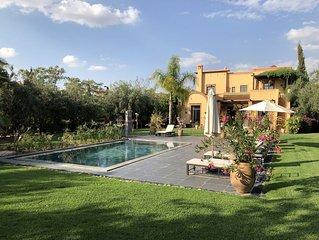 Magnifique villa 260m2 piscine privée