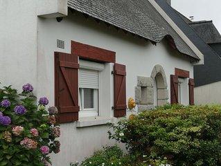 Maison cote Bretagne sud