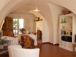 Masseria - ancienne maison de campagne a 3 min. de la mer