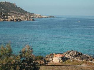 Tizzano Corse du sud plage 120m