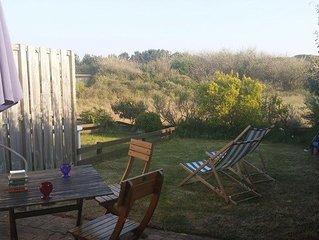 Charmant duplex a deux pas des dunes 'Les Cottages'