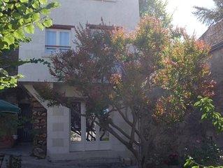 Gîte Chissay-en-Touraine, 3 pièces, 4 personnes