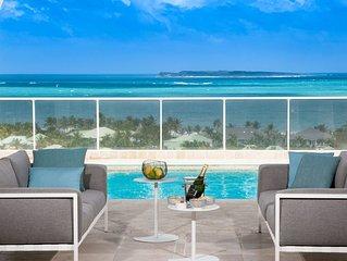 VILLA D'ESTE - Magnifique villa avec vue exceptionnelle sur la Baie Orientale