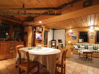 Appartement standing station de ski internationale