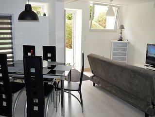 Maison neuve et moderne axe Caen Bayeux