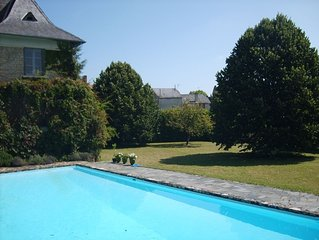 Maison familiale a Saint-Robert (Correze)