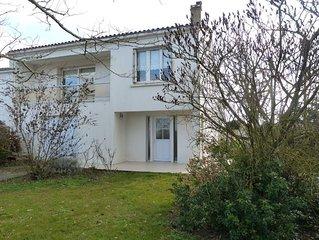 La Rochelle-Aytre  Maison de Vacances proche plage, La mer au bout de la rue...