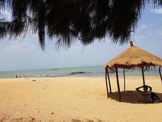 Vos prochaines vacances de rêve à MBour, à 5 min de l'océan