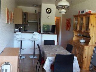 Appartement tout confort 6 personnes--------------------