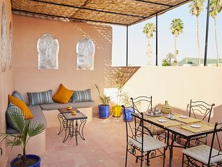 Dar ROSA BAHIA  Marrakech
