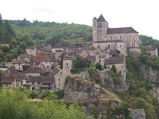 Maison de charme a proximité de Cahors