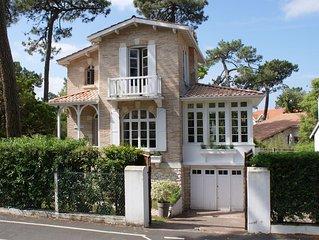 Jolie maison de caractere au MOULLEAU/PYLA - 5 chambres (160M2 hab)