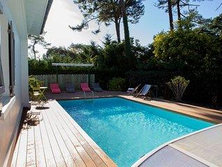 Villa **** ideale pour  vacances en famille a la plage