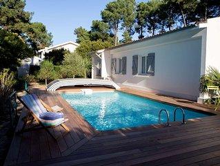 Villa **** idéale pour  vacances en famille à la plage