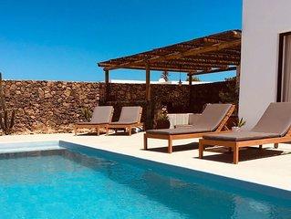 New Villa Lajares Casa SACHA Piscine Privee
