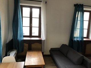 Appartement à Metz centre république